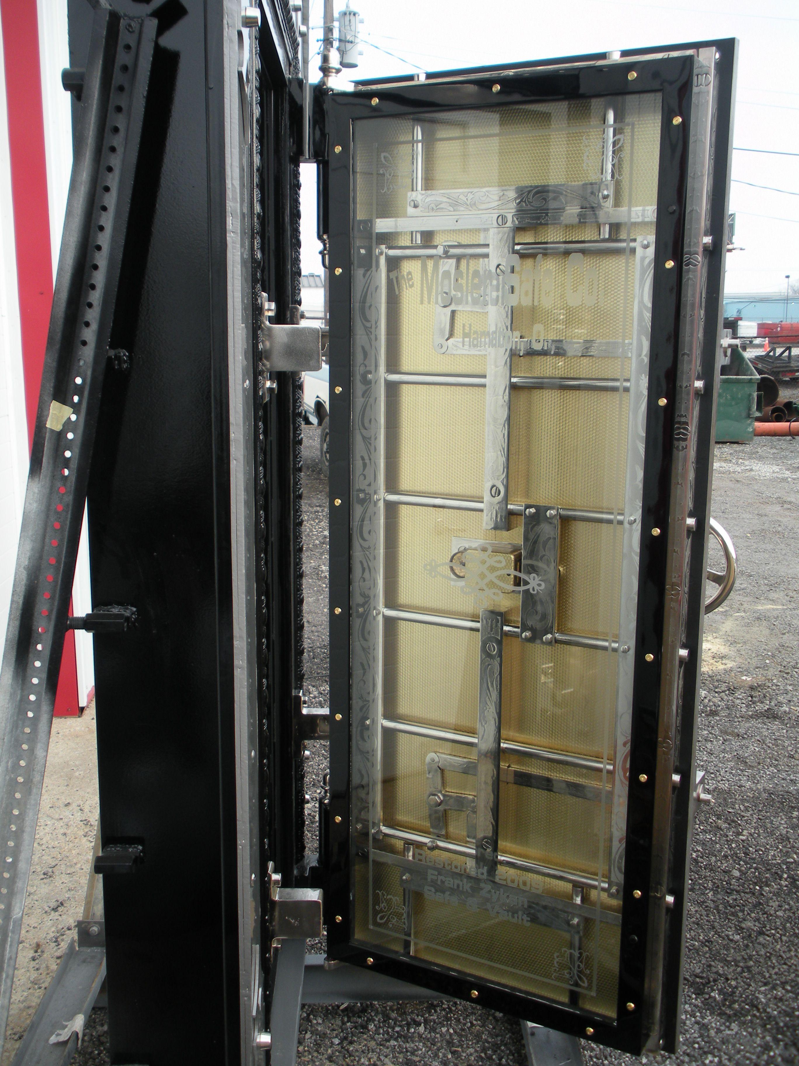 Frank Zykan Safe & Vault LLC Vault Doors & Panic Rooms