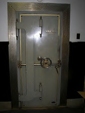 Walk In Vault For Sale