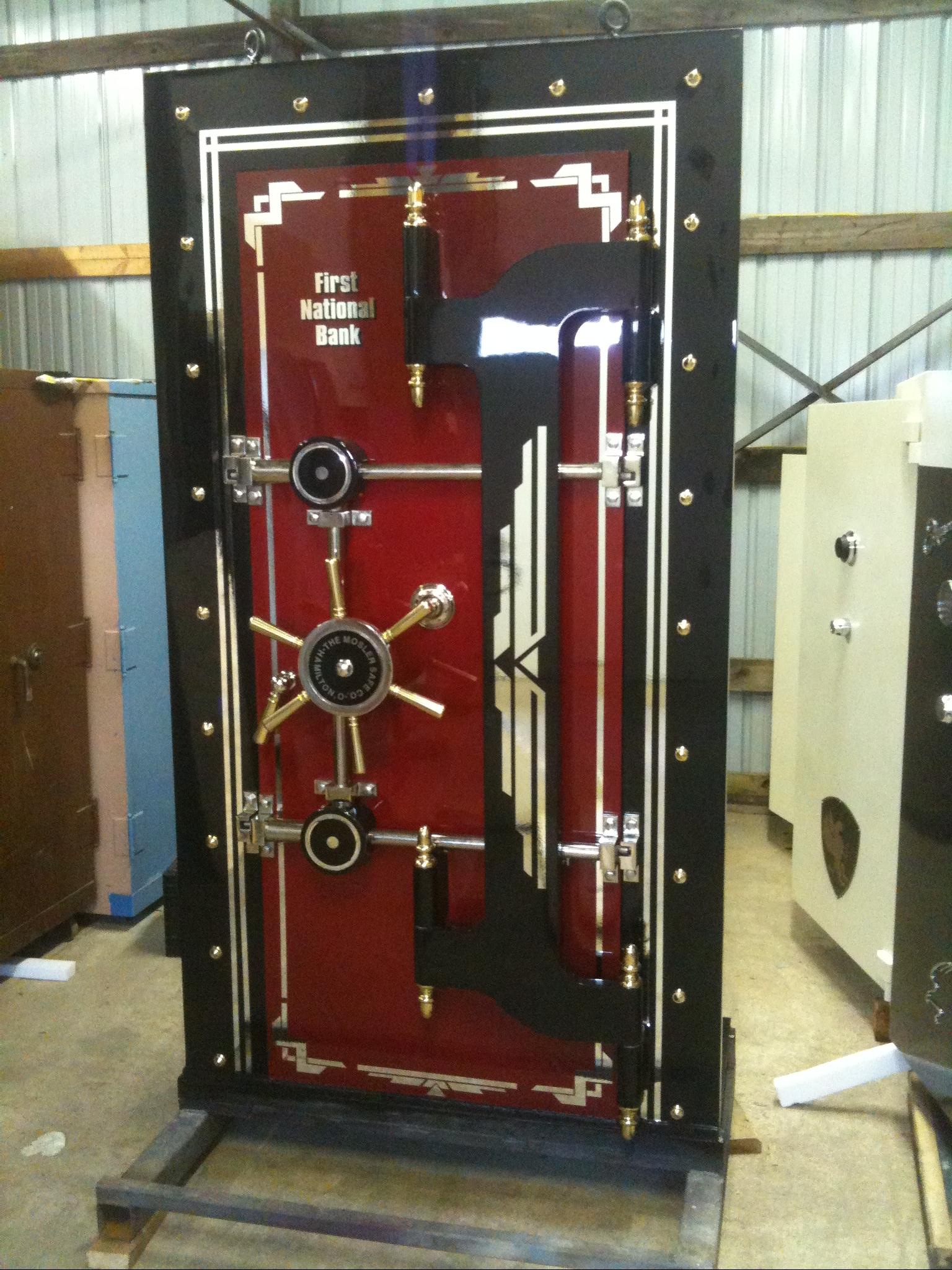 - Frank Zykan Safe & Vault, LLC - Vault Doors & Panic Rooms
